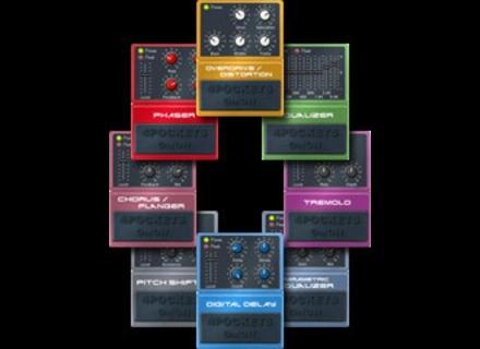 4Pockets Audio StompBox