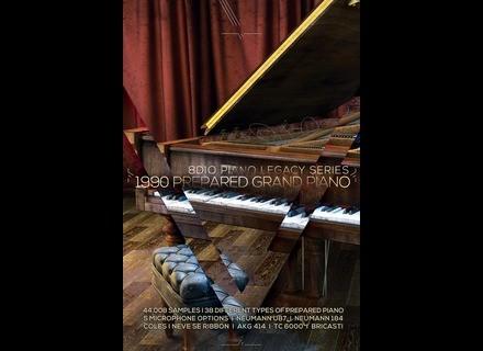 8dio Legacy Piano
