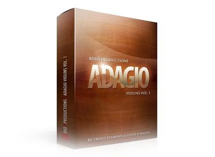8dio Adagio Violins Vol.1