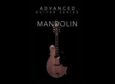 8dio Advanced Mandolin