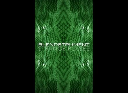 8dio Blendstrument Strange Pulses