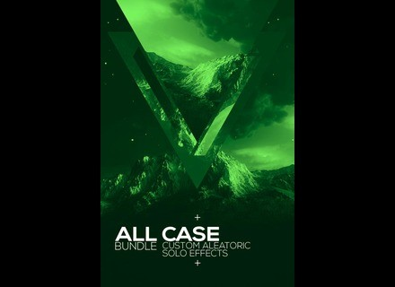 8dio CASE Bundle: Strings, Brass & Winds