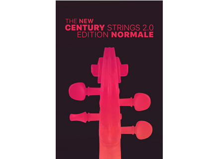 8dio Century Strings 2.0 Normale Edition