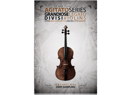 8dio Grandiose Divisi Violins