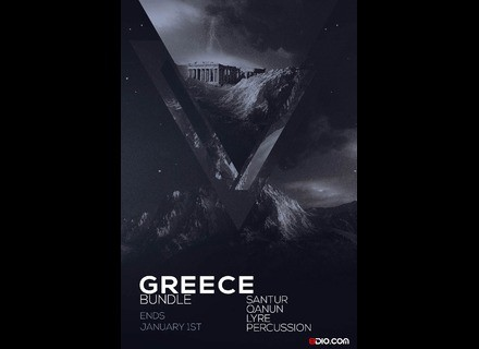 8dio Greece Bundle