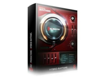 8dio Hybrid Rhythms