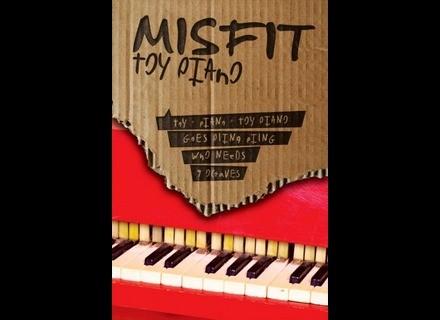 8dio Misfit Toy Piano