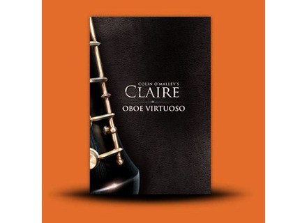 8dio Claire Woodwind