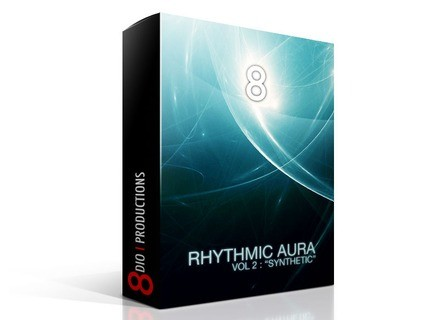 "8dio Rhythmic Aura Vol. 2 ""Synthetic"""