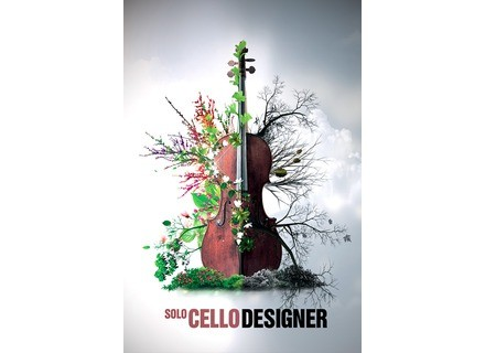 8dio Solo Cello Designer