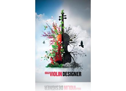 8dio Solo Violin Designer
