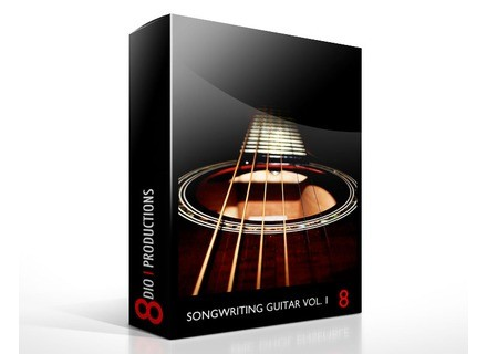 8dio Songwriting Guitar Vol. 1