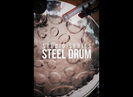 8dio Studio Steel Drum