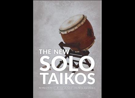 8dio The New Solo Taiko