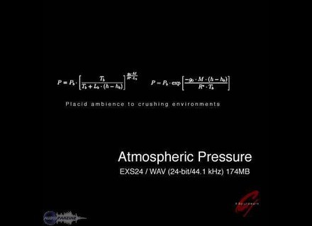 9 Soundware Atmospheric Pressure