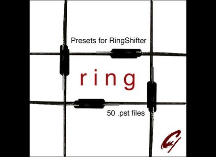 9 Soundware Ring RingShifter Presets