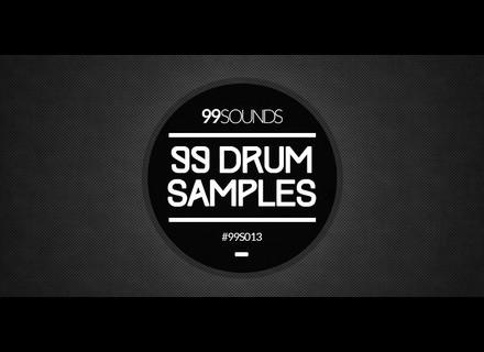 99Sounds 99 Drum Samples