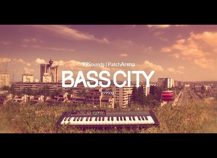 99Sounds Bass City
