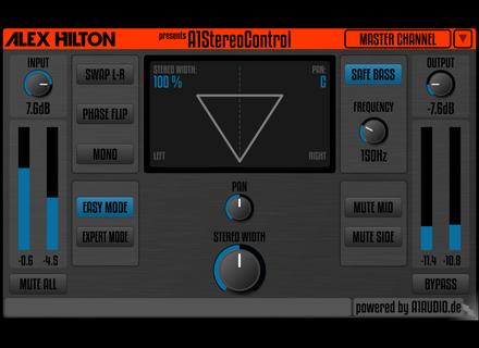 A1Audio / Alex Hilton A1StereoControl