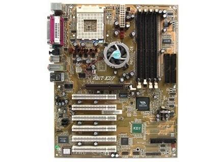 EPoX Computer EP-8RDA3I Socket A AMD Motherboard
