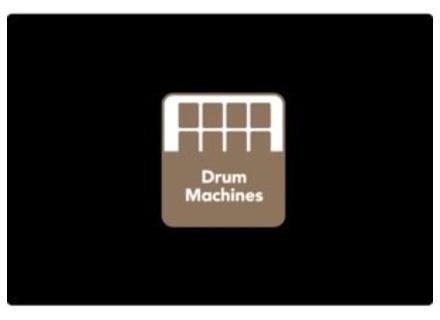 Ableton Drum Machines