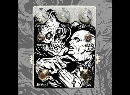 Abominable Electronics Oppressive Cult Destroyer