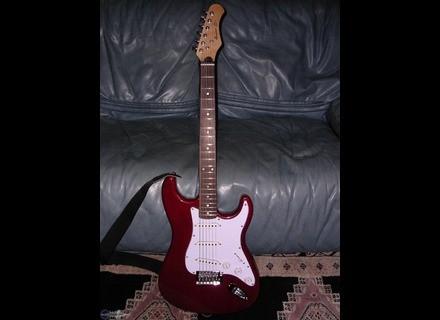 Abraham'z Stratocaster