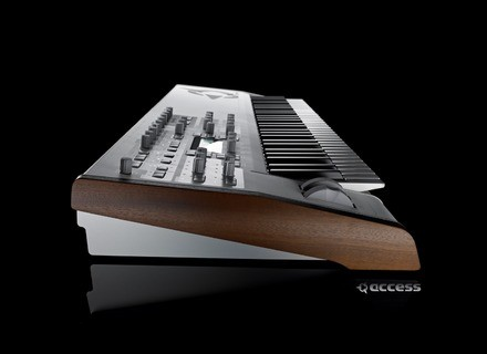 Access Music Virus TI WhiteOut Limited Edition