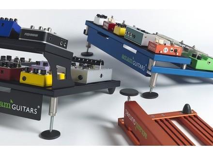 Aclam Guitars Modular Track pedalboard