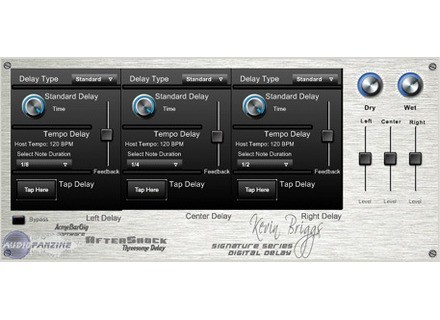 AcmeBarGig AfterShock Digital Delay [Freeware]
