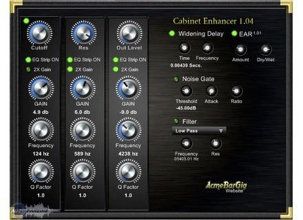 AcmeBarGig Cab Enhancer [Freeware]