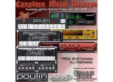 AcmeBarGig Canadian Metal Release [Freeware]