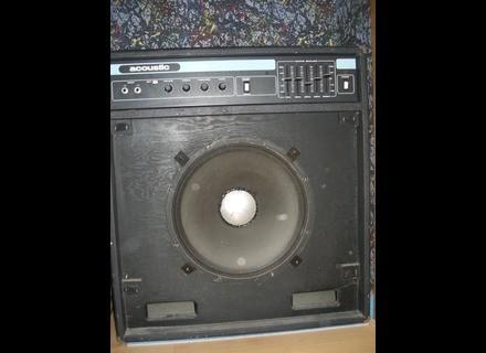 user reviews acoustic 122 audiofanzine. Black Bedroom Furniture Sets. Home Design Ideas