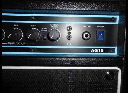 Acoustic AG15