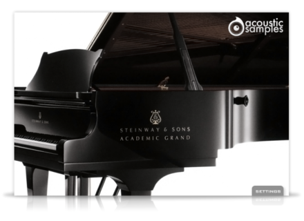 AcousticsampleS Academic Grand