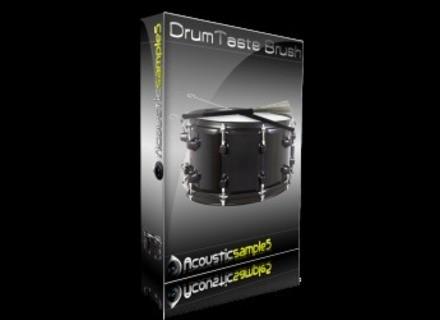 AcousticsampleS DrumTaste Brush