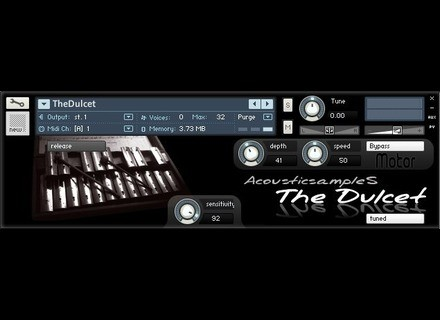 AcousticsampleS TheDulcet