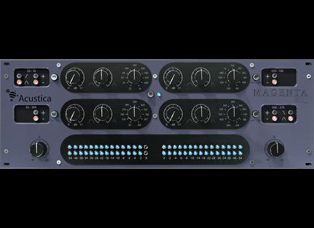 Acustica Audio Magenta Mastering Eq