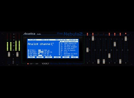 Acustica Audio Nebula2