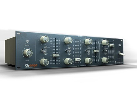 Acustica Audio Orange Eq