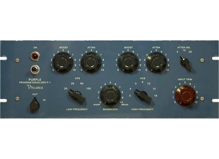 Acustica Audio Purple P-1