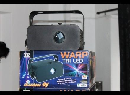 ADJ (American DJ) Warp Tri Led