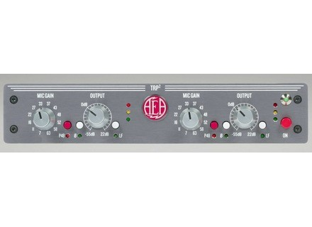 AEA TRP2 Ribbon Preamp