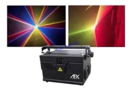 AFX Light LAS1000RGB FC
