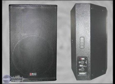AG Audio Pro PS-110