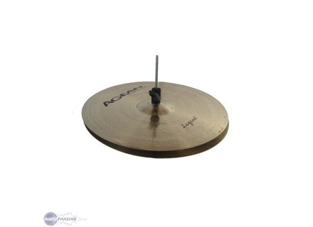 """Agean Cymbals Legend HiHat 14"""""""
