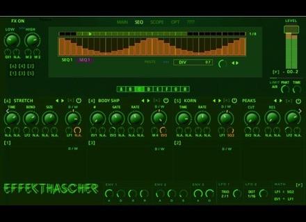 Aggregati Musika Effekthascher
