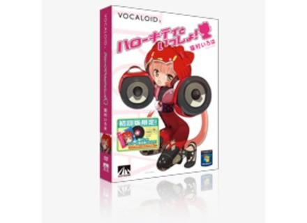 AH-Software Vocaloid 2 Nekomura Iroha
