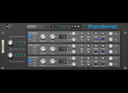 AirRaid Audio Pandemic RE