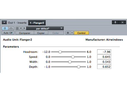 Airwindows Flanger 2